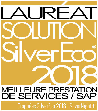 Courseur Laureat Silver Eco 2018 SAP